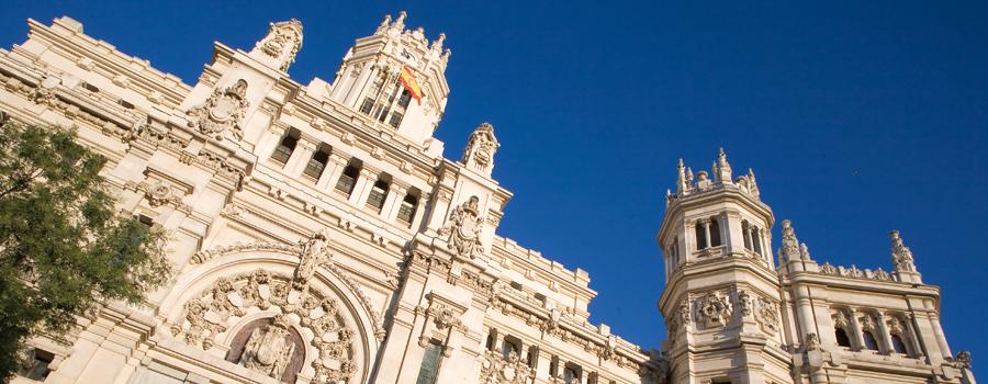 Centrocentro Cibeles Palace Madrid Destino