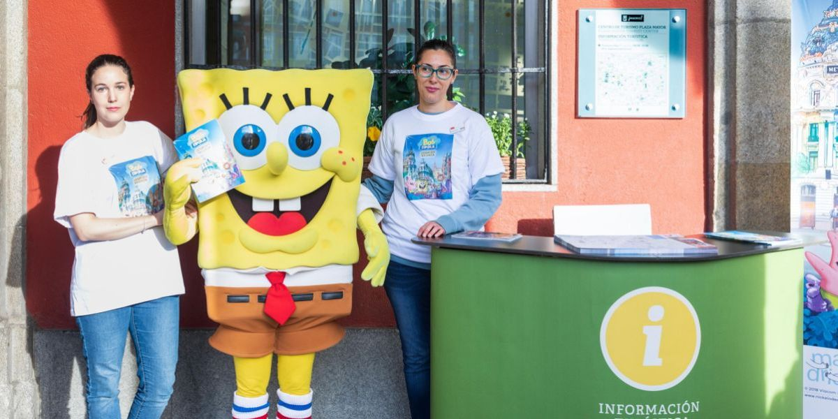 Guide SpongeBob: Adventures in Madrid