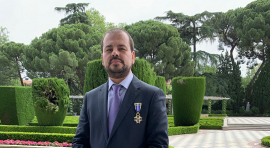 Raúl Valera, director de Seguridad y Emergencias de Madrid Destino