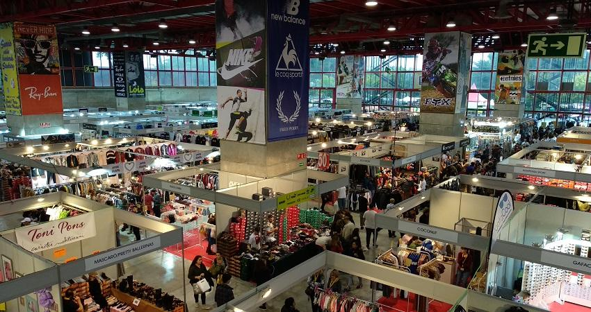 A Bargain Hunter S Paradise At Stock Feria Outlet Madrid Madrid
