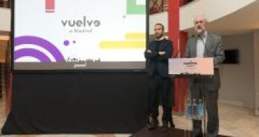 Vuelve a Madrid, the city's tourism loyalty programme