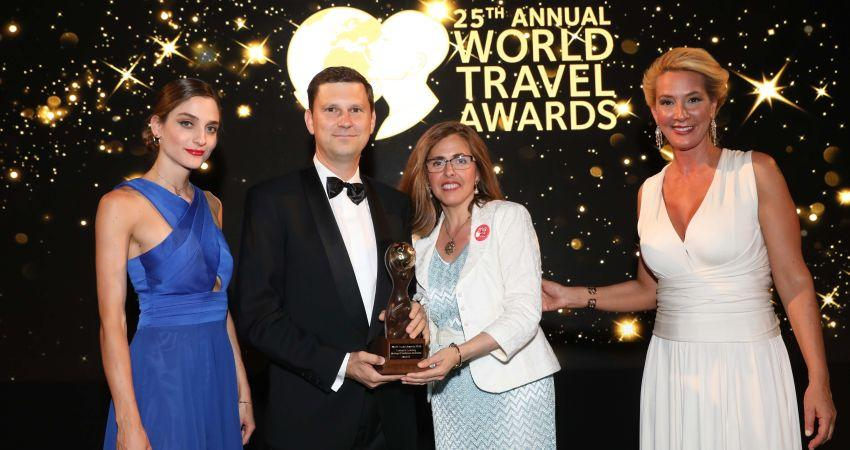 "The capital took first place in the category ""Europe's Leading Meetings & Conference Destination"" at the World Travel Awards (WTA)"
