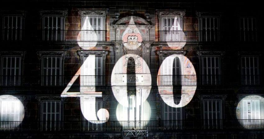 Video mapping, 400 años