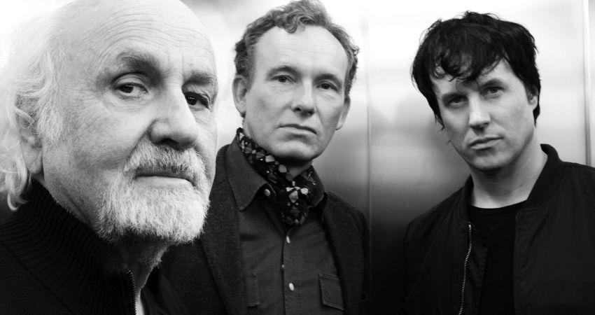 Morton Subotnick, Lillevan & Alec Empire: From Silver Apples to a Sky of Cloudless Sulphur [Us/De] Sylvia Steinhäuser