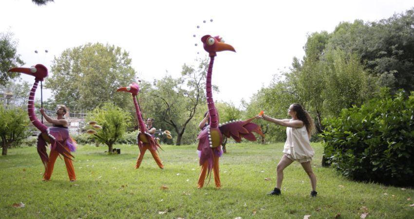 Espacio Abierto inaugura el otoño con una programación para crear comunidad  y disfrutar de la cultura en familia | Madrid Destino
